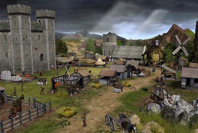 Stronghold 2 Demo download