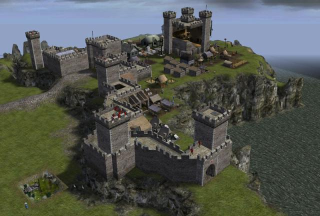 Stronghold 2 Demo