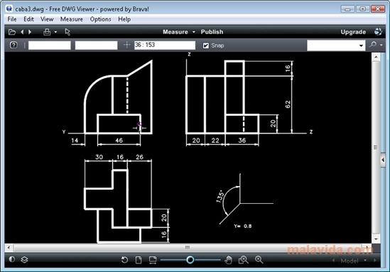 Free dwg viewer download gratis 16 0 2 for Programma rendering free