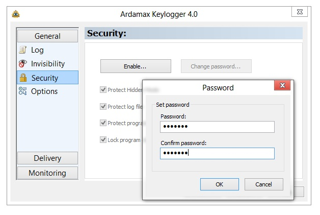 Ardamax Keylogger download