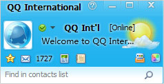 QQ International download