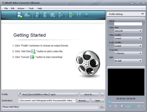 Xilisoft Video Converter Ultimate download