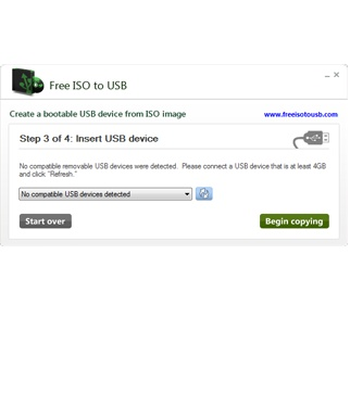 Free ISO to USB