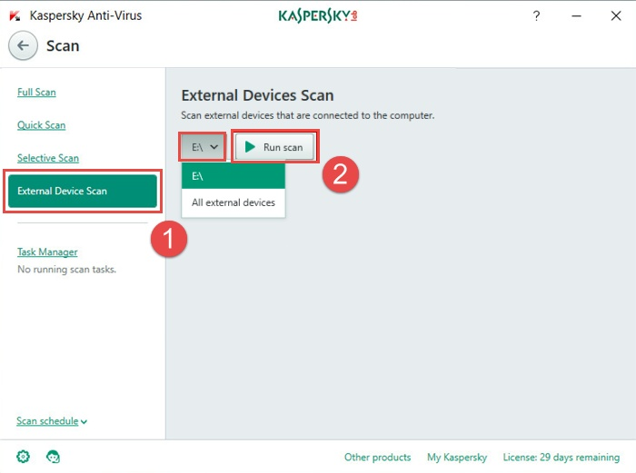 Kaspersky Anti-Virus download