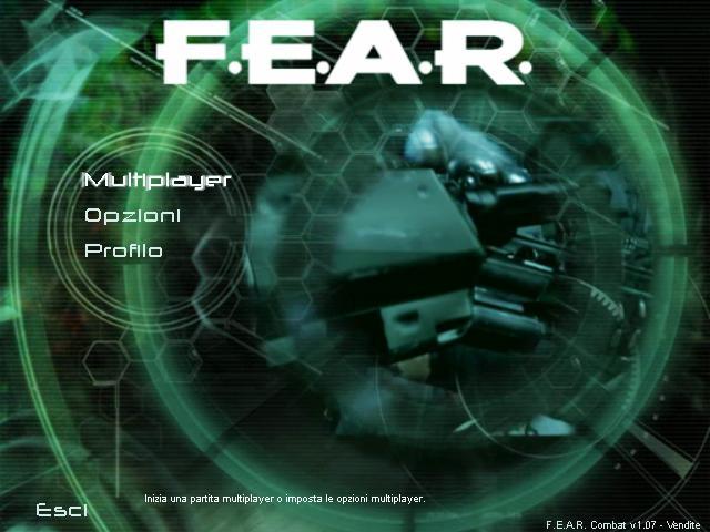 FEAR COMBAT Demo