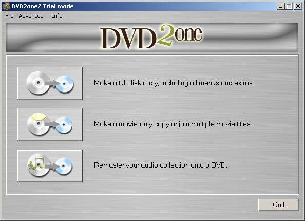 DVD2one download