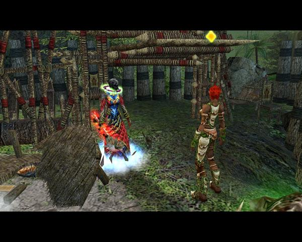 Dungeon Siege 2 Demo download
