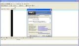 Dev-C++ Finestra informazioni