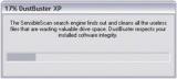I MIGLIORI PROGRAMMI PER PULIZIA PC : DUSTBUSTER XP