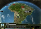 Universe at War: Earth Assault Demo Mappa del gioco
