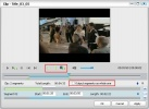 ImTOO DVD To Video Finestra selezione frammento video