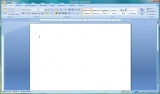 Microsoft Office Finestra principale di Word