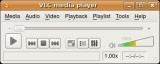 VLC Media Player Finestra principale