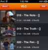 VLC Media Player Versione iPhone