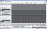 MixPad Audio Mixer Schermata principale