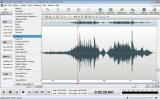 WavePad Sound Editor Selezione di un effetto