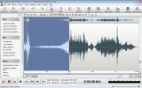 WavePad Sound Editor Selezionare una porzione di brano