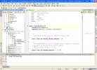 IntelliJ IDEA Finestra editing progetto