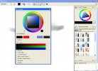 MyPaint Gestione colori