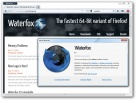 Waterfox Finestra di browsing