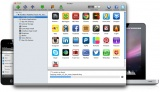 i-FunBox Schermata del softwars su Mac