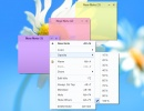 Simple Sticky Notes Aggiunta di un nuovo reminder