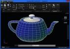 DWG TrueView Classico progetto 3d