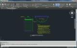 DWG TrueView Dettaglio di visualizzazione di un progetto DWG