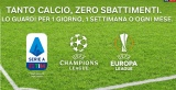 NOW TV Calcio di Sky in streaming