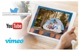 Adobe Photoshop Elements Condivisione sui social come YouTube o Facebook