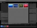 Adobe Photoshop Lightroom La schermata della libreria, con alcune foto
