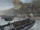 Call of Duty 2 Demo Ingame 2, prepararsi allo sbarco
